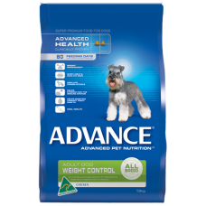 ADVANCE DOG ADULT ALL BREED WEIGHT CONTROL CHICKEN