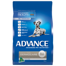 ADVANCE DOG ADULT ALL BREED DERMOCARE TUNA & RICE