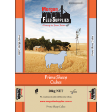 PRIME SHEEP CUBES MORGAN FEED SUPPLIES