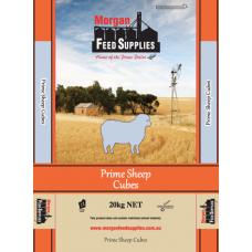 PRIME SHEEP CUBES MORGAN FEED SUPPLIES