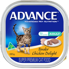 ADVANCE CAT ADULT TENDER CHICKEN DELIGHT