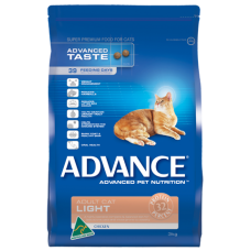 ADVANCE CAT ADULT LIGHT CHICKEN