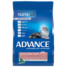 ADVANCE CAT ADULT MATURE FISH