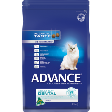 ADVANCE CAT ADULT DENTAL CHICKEN
