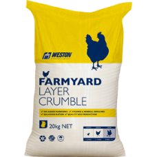 LAYER CRUMBLE FARMYARD