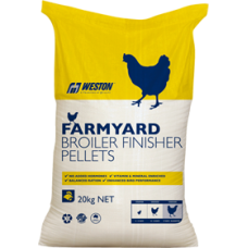 BROILER FINISHER PELLETS FARMYARD