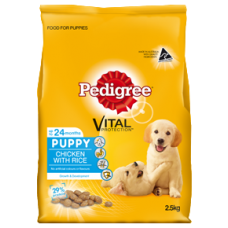 PEDIGREE PUPPY CHICKEN & RICE